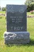 Image for Oscar V. Troy - Calvary Cemetery - Sioux City, IA