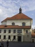 Image for Klášter bosých karmelitek s kostelem sv. Benedikta - Praha, CZ