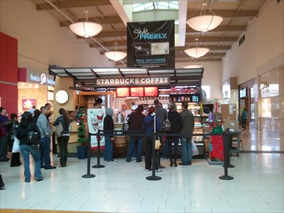 Yes, there are a few Starbucks that are open 24 hours. Most are going to be in airport terminals or in Las Vegas, Nevada. source: Starbucks Hours of Operation & Holiday Times UPDATED. You will find that most Starbucks locations close by PM, so you will need to look in your area for a hour coffee shop like Starbucks.