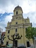 Image for Hofkirche - Neuburg an der Donau, Lk Neuburg-Schrobenhausen, Bayern, D