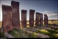 Image for The Seljuq graveyard / Selcuk Mezarligi - Ahlat (Bitlis Province, Turkey)
