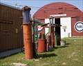 Image for Two Vintage Gas Pumps - Murdo, SD