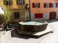 Image for Fountain with the Lion  - Thusis, Switzerland