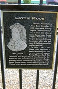 Image for Lottie Moon - Cartersville, GA