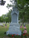 Image for Civil War Memorial - Lakeside Cemetery - Holly, MI