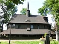 Image for OLDEST -- Wooden Church at Czech Republic, Broumov.