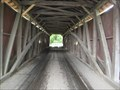 Image for Pinetown Bushong's Mill Covered Bridge - Manheim, PA