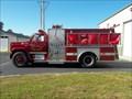 Image for Shannon Fire Dept, Pumper/Tanker 3120, Shannon, NC