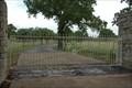Image for D & D Ranch Gate - Jacksboro, Texas