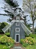 Image for Hofstra University windmill at Bernon Hall - Hempstead, New York