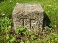 Image for TP Stone at the ground of Katholische Kapelle Hl. Dreifaltigkeit, Schweinheim - NRW / Germany