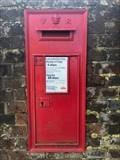 Image for Victorian Wall Post Box - Upper Wootton, near Basingstoke, Hampshire, UK