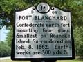 Image for Fort Blanchard   B-64