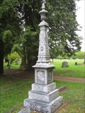 Image for Woodcock Family - Lee Mission Cemetery - Salem, Oregon