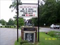 Image for Cane Creek Baptist Church Bell - Warrior, AL