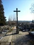 Image for Centrální kríž hrbitova / Central Cross the Churchyard - Stachy, okres Prachatice, CZ