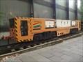 Image for Weltweit größte Untertage Verbundlokomotive, Bochum, NRW, Germany