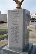 Image for Multiwar Memorial In Honor of those Who Served-Marianna, Fl.