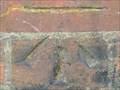 Image for Cut Bench Mark - Baldwins Gardens, London, UK