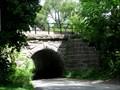 Image for Old stone railroad bridge, Woodstock,IL