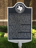 Image for First - Methodists in Dallas, TX