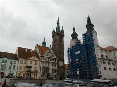 Town Hall, Klatovy, CZ, EU