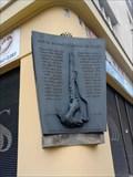 Image for Obetem okupace a hrdinum revoluce-Praha-Pankrác, Czech republic
