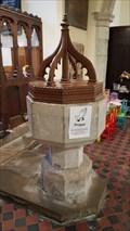 Image for Baptism Font - St Bartholomew - Bobbing, Kent