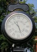Image for St. Elizabeth of Hungary Roman Catholic Church Clock  -  Smethport, PA