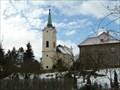 Image for TB 2221-16.0 Radotín, kostel