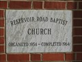 Image for 1964 - Reservoir Road Baptist Church - Kingsport, TN
