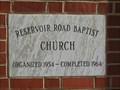 Image for 1964 - Reservoir Road Baptist Church - Kingsport, TN