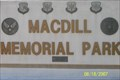 Image for MacDill Air Force Base Memorial