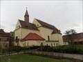 Image for Klášter kapucínu s kostelem Korunování Panny Marie - Žatec, CZ