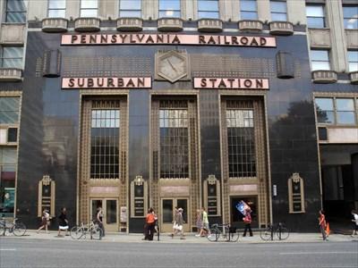 Suburban Station - Philadelphia, PA - Art Deco - Art Nouveau on ...