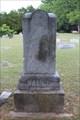 Image for Hiram T. Vance - Altoga Cemetery - Altoga, TX