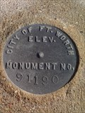 Image for City of Fort Worth Monument No. 91190