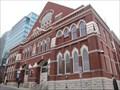 Image for Ryman Auditorium - Nashville, Tennessee