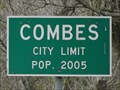 Image for Combes TX - Pop. 2,005