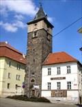 Image for Water tower, Pražská ul., Plzen, Czech Republic