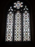 Image for Stained Glass - St Withburga's Church, Holkham Hall Estate, Holkham, Norfolk. NR23 1RW