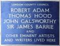 Image for Hood, Galsworthy & Barrie - Robert Street, London, UK