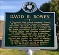 Image for David R. Bowen - Cleveland, MS