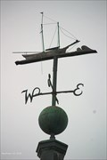 Image for Schooner Weathervane - Walpole Town Hall - Walpole, MA