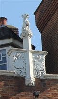 Image for Portman Mansions -- Marylebone Road, Westminster, London, UK