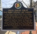 Image for Fred David Gray - Montgomery, AL