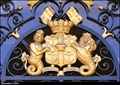 Image for CoA of Royal Hospital School on King Charles Court - Old Royal Naval College (Greenwich, London)