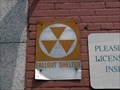 Image for Civil Defense Fallout Shelter @ First Niagara Bank - Coatesville, PA