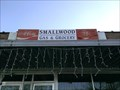 Image for Coca-Cola sign - Smallwood Gas & Grocery, GIlbert SC