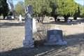 Image for William C. & Joe Graham -- Cedar Hill Cemetery -- Ozona TX